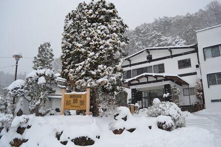 2013年1月14日の大雪