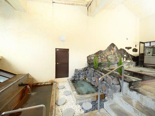 薬師館浮島風呂